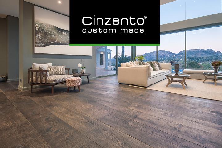 Cinzento Custom Made