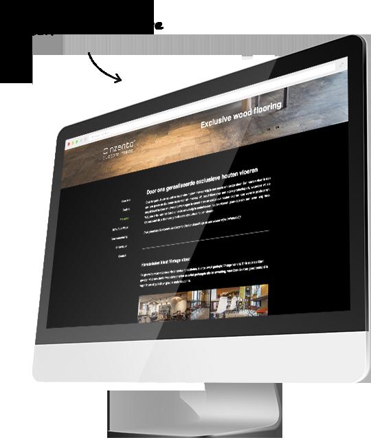 New Cinzento Website