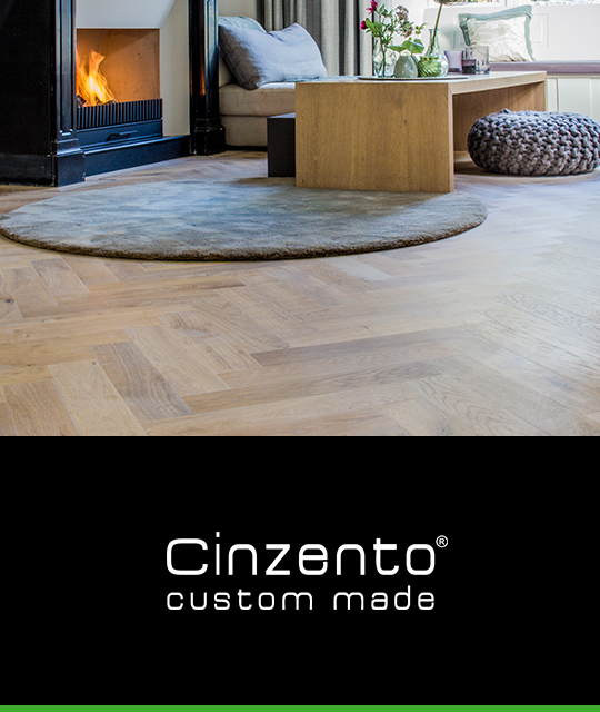 Cinzento custom made program