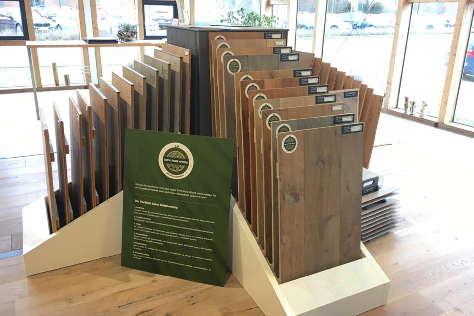 Pure Wood Showroom 1