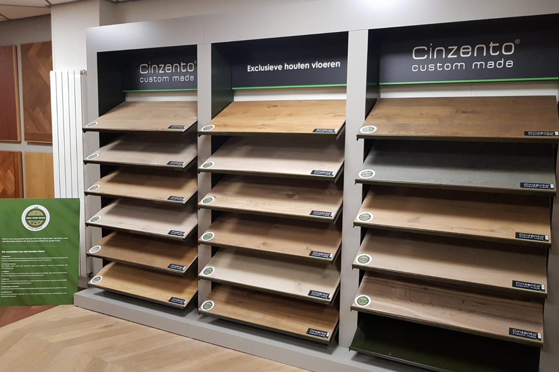 Pure Wood Showroom 2