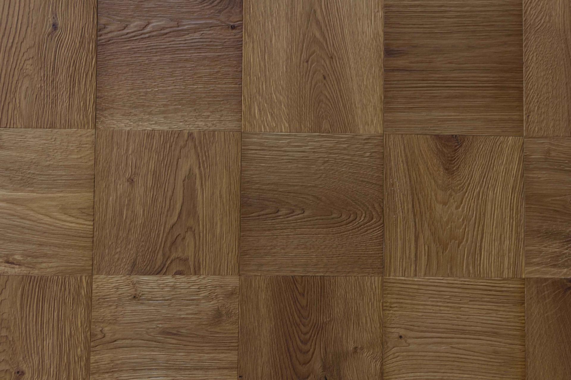 Block panel 1-strip 15/4 x 190 x 1900 mm deep brushed rustic A/B