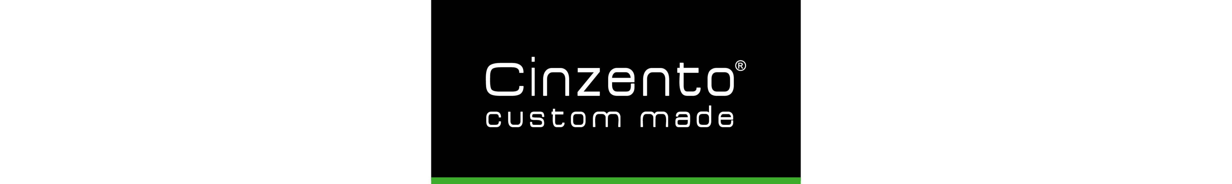 Cinzento Custom Made logo