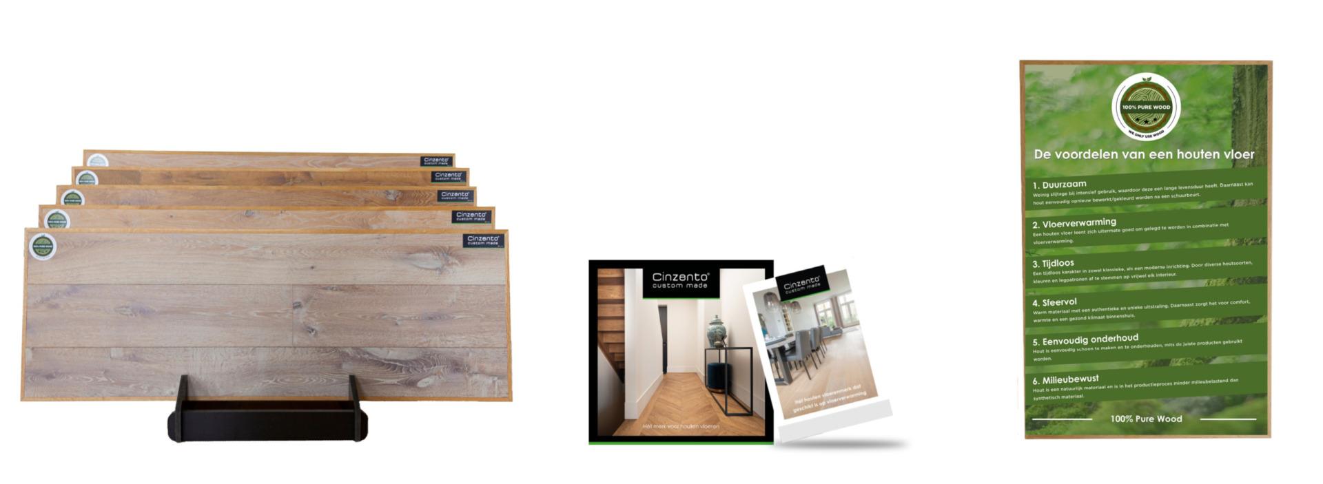 Presentatiemateriaal tg wood